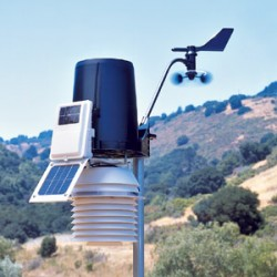 DAVIS Vantage Pro2 Wireless Ventilata 24h