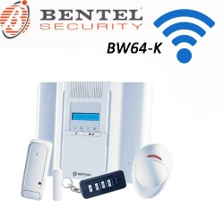 Bentel - kit Centrale Wireless BW64