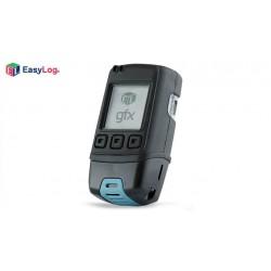 Registratore di dati Lascar EL-GFX-2, 1 canale, IP67, display LCD