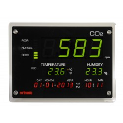 ROTRONIC CO2-DISPLAY