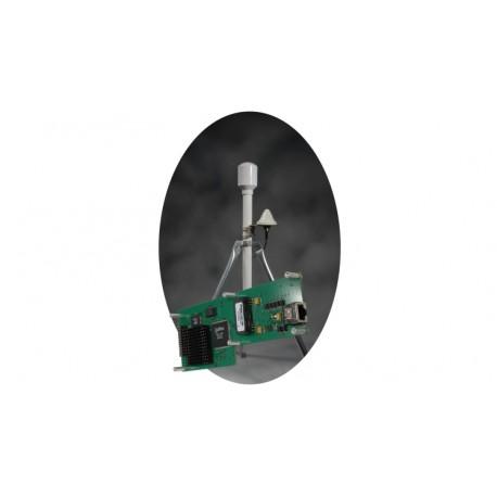 Rilevatore di Fulmini completo di antenna e Software Lightning/2000